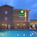 Swimming pool at Holiday Inn Express & Suites of Clarksville