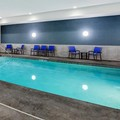 Swimming pool at Holiday Inn Express & Suites of Rice Lake