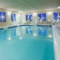 Swimming pool at Holiday Inn Express Syracuse Fairgrounds