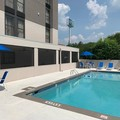 Swimming pool at Holiday Inn Express Tallahassee East