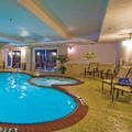 Swimming pool at Holiday Inn Express Terrell