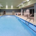 Swimming pool at Holiday Inn Express Troy