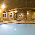 Swimming pool at Holiday Inn Express Tuscola