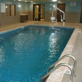 Swimming pool at Holiday Inn Express Uniontwon