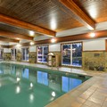 Swimming pool at Holiday Inn Express Vancouver North Salmon Creek