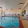 Swimming pool at Holiday Inn Express Village West