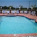 Swimming pool at Holiday Inn Express Waller