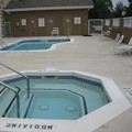 Swimming pool at Holiday Inn Express Williamston
