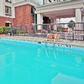 Swimming pool at Holiday Inn Express Wilson Downtown
