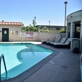 Swimming pool at Holiday Inn Express Windsor Sonoma