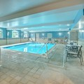 Swimming pool at Holiday Inn Express Woodbridge