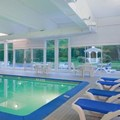 Swimming pool at Holiday Inn Falmouth