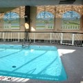 Swimming pool at Holiday Inn Fayetteville I 95 South
