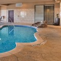 Swimming pool at Holiday Inn Fort Worth Fossil Creek