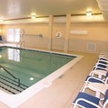 Swimming pool at Holiday Inn Grand Rapids Airport