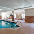 Swimming pool at Holiday Inn Hotel & Suites