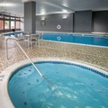 Swimming pool at Holiday Inn Hotel & Suites Barboursville