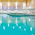 Swimming pool at Holiday Inn Hotel & Suites La Crosse