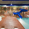 Swimming pool at Holiday Inn Hotel & Suites Lakeville