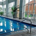 Swimming pool at Holiday Inn Hotel & Suites London