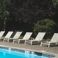 Swimming pool at Holiday Inn Hotel & Suites Parsippany Fairfield