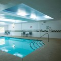 Swimming pool at Holiday Inn Hotel & Suites Raleigh / Cary