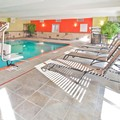 Swimming pool at Holiday Inn Hotel & Suites Slidell