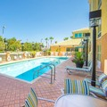 Swimming pool at Holiday Inn Hotel & Suites St. Augustine Hist. Dis