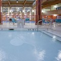 Swimming pool at Holiday Inn Hotel & Suites St. Cloud