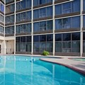 Swimming pool at Holiday Inn Houston Hobby Airport