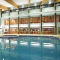 Swimming pool at Holiday Inn Hyannis