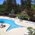Swimming pool at Holiday Inn Issaquah Seattle