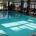 Swimming pool at Holiday Inn Laguardia Airport