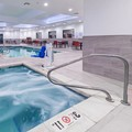 Swimming pool at Holiday Inn Lubbock South