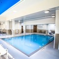 Swimming pool at Holiday Inn Milwaukee Riverfront