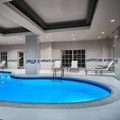 Swimming pool at Holiday Inn Norfolk Airport