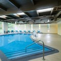 Swimming pool at Holiday Inn Norwich