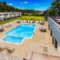 Swimming pool at Holiday Inn Oneonta Cooperstown