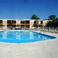Swimming pool at Holiday Inn Orangeburg
