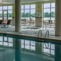 Swimming pool at Holiday Inn Owensboro Riverfront