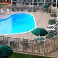Swimming pool at Holiday Inn Pittsburgh Monroeville