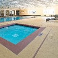 Swimming pool at Holiday Inn Plattsburgh Adirondack Area