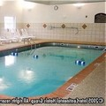 Swimming pool at Holiday Inn Poplar Bluff Mo