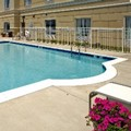 Swimming pool at Holiday Inn Quantico