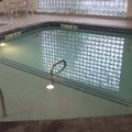 Swimming pool at Holiday Inn Rock Springs
