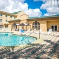 Swimming pool at Holiday Inn & Space Coast Convention Center