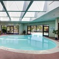 Swimming pool at Holiday Inn Staunton Conference Center