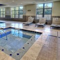 Swimming pool at Holiday Inn & Suites