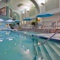 Swimming pool at Holiday Inn & Suites Ambassador Bridge