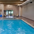 Swimming pool at Holiday Inn & Suites Farmington Hills Novi